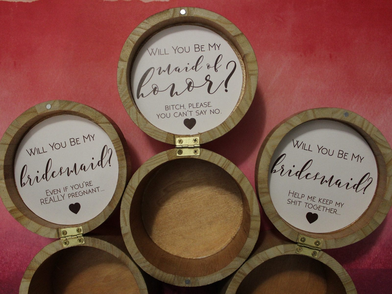 DIY-Bridesmaids Boxes